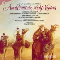 Amahl and The Night Visitors REMASTERED CD